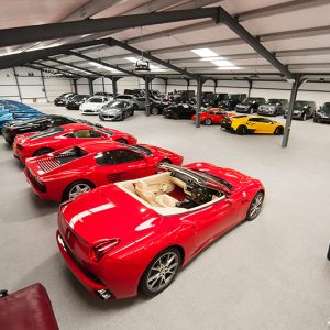Car Storage Service Poole